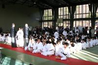 第2回井原杯少年柔道親善大会 開会式