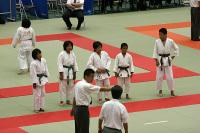 第25回兵庫県柔道整復師会少年柔道大会 高学年