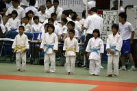 第25回兵庫県柔道整復師会少年柔道大会 低学年